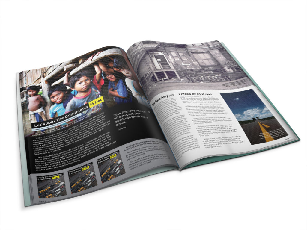 Печать журналов в цифровой типографии ПромАрт в Харькове
