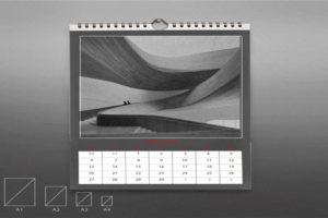 Изготовление настенных календарей от 1 экземпляра в цифровой типографии ПромАрт в Харькове
