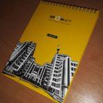 Печать блокнотов и ежедневников в Харькове по выгодной цене от ПромАрт