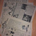 Печать меню для баров, кафе по лучшей цене в Харькове