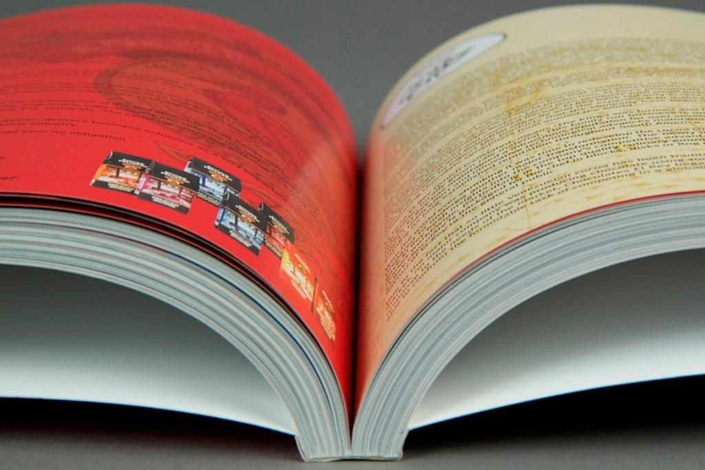 печать книг в мягком переплете недорого в ПромАрт