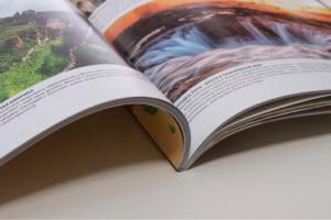 печать книг в мягком переплете в типографии ПрмАрт