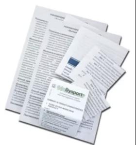 Печать инструкций и руководств на тонкой бумаге в типографии ПромАрт