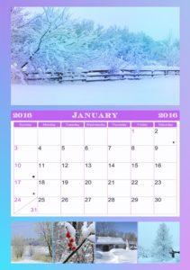 календари со своими фото недорого
